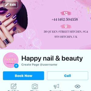 marketing tiem nail salon