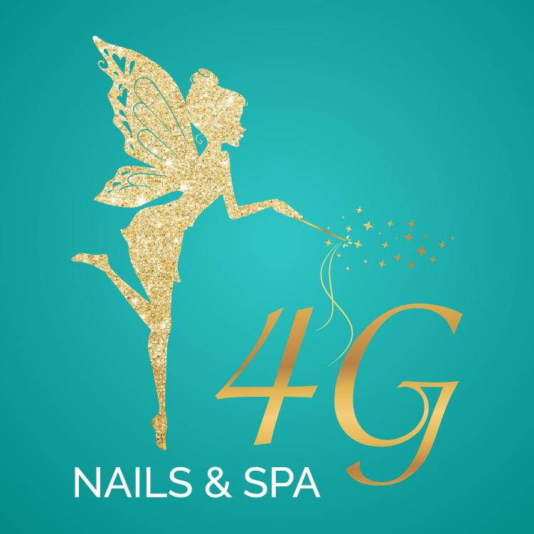 logo nail salon 8
