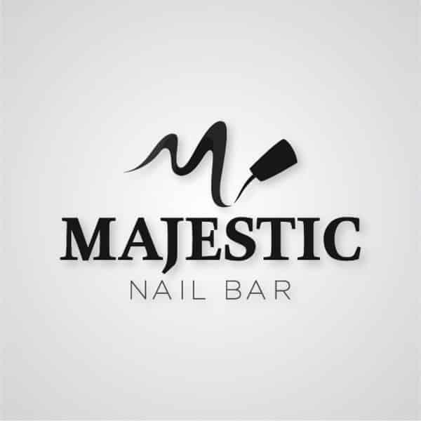 logo nail salon 1