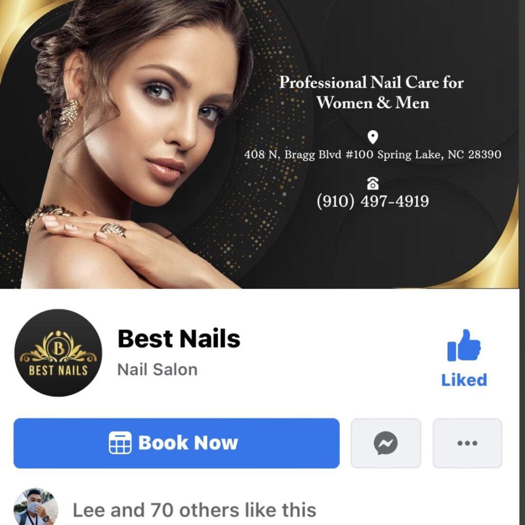marketing tiem nail