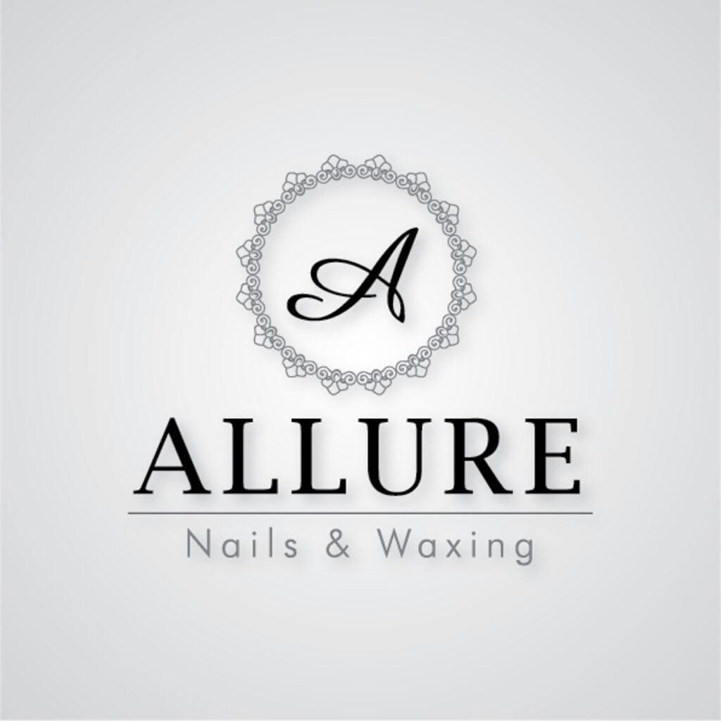 thiet ke nail salon logo -2