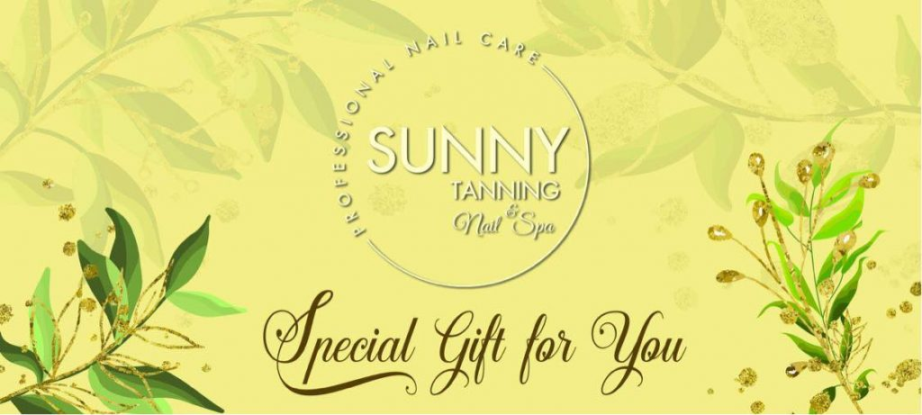 gift certificate nail